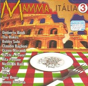 CD - Mamma Italia 3 (Vários Artistas)