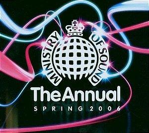 CD - The Annual Spring 2006 - DUPLO (Vários Artistas)