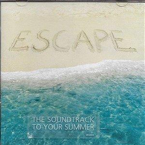 CD - Escape - DUPLO (Vários Artistas)