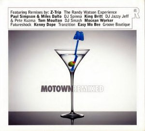 CD - Motown Remixed (Vários Artistas)