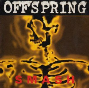 CD - Offspring– Smash (IMPORTADO)