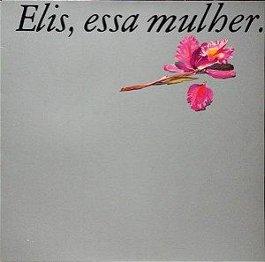 LP – Elis Regina - Elis, Essa Mulher