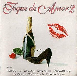 CD - Toque De Amor 2 (Vários Artistas)