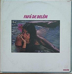 LP - Fafá De Belém - Fafá de Belém