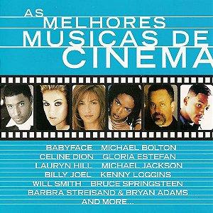 CD - As Melhores Músicas De Cinema (Vários Artistas)