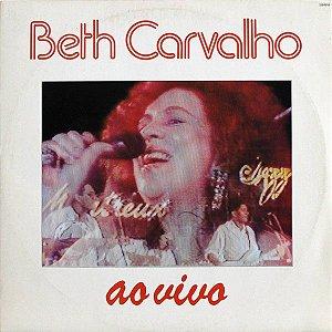 LP - Beth Carvalho - Ao Vivo