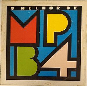 LP - MPB4 – O Melhor De MPB4
