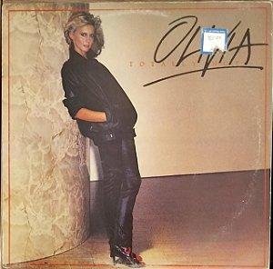 LP - Olivia Newton-John - Totally (Importado (England))