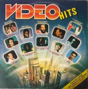 LP -  Vídeo Hits Vol.1 (Vários Artistas)