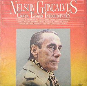 LP - Nelson Gonçalves – Canta Tangos Inesquecíveis