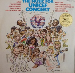 LP - The Music For UNICEF Concert - A Gift Of Song (Germania) (Vários Artistas)