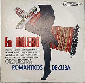 LP - Orquestra Românticos De Cuba – En Bolero