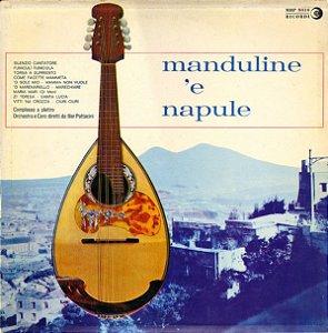 LP - Iller Pattacini – Manduline 'E Napule