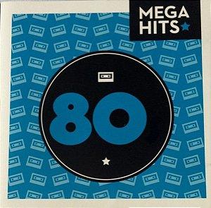 CD - Mega Hits - 80s (Vários Artistas)