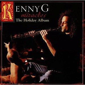 CD - Kenny G – Miracles - The Holiday Album - Importado (US)
