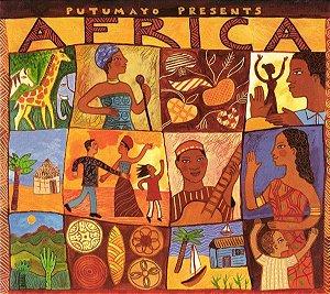 CD - Africa, A Joyous Musical Celebration! - Digipak - Importado (US) (Vários Artistas)
