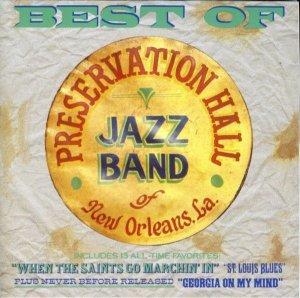 CD - Preservation Hall Jazz Band – Best Of Preservation Hall Jazz Band - Importado (US)