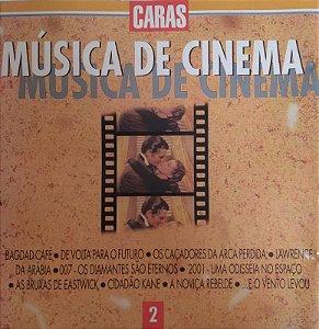 CD - Música de Cinema - Vol. 2 - (Vários Artistas)