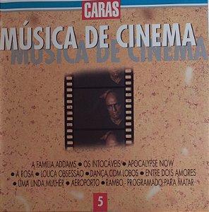 CD - Música De Cinema - Vol. 5 (Vários Artistas)