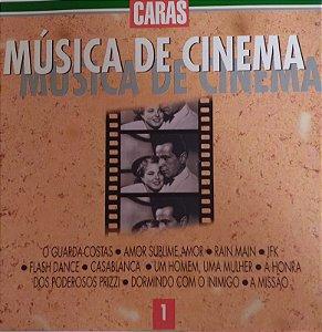 CD - Música de Cinema - Vol. 1 - (Vários Artistas)