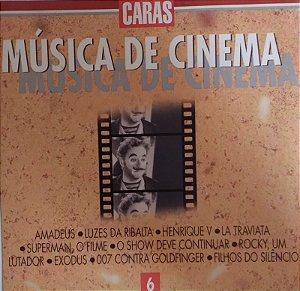 CD - Música de Cinema - Vol. 6 - (Vários Artistas)
