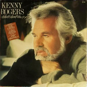 LP - Kenny Rogers – What About Me?