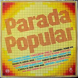 LP - Parada Popular (Vários Artistas)