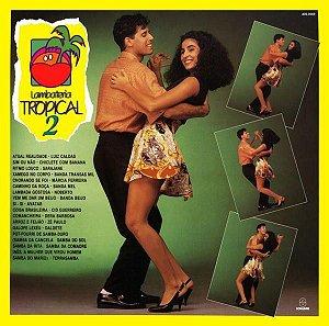 LP - Lambateria Tropical 2 (Vários Artistas)