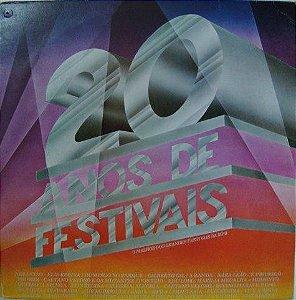 LP - 20 Anos de Festivais (Vários Artistas)