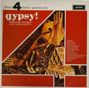 LP - Werner Müller And His Orchestra – Gypsy!