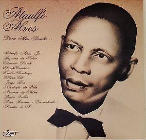 CD - Ataulfo Alves – Leva Meu Samba (Vários Artistas)