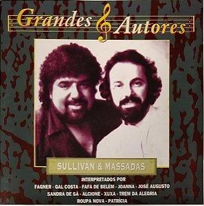 CD - Sullivan & Massadas (Coleção Grandes Autores) (Vários Artistas)