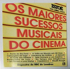 CD - Os Maiores Sucessos Musicais Do Cinema - Orquestra Da BBC De Londres