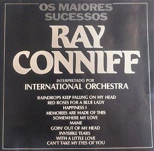CD - Os Maiores Sucessos - Ray Conniff - Interpretado Por International Orchestra