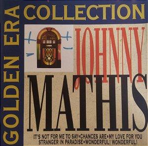CD - Johnny Mathis – Golden Era Collection