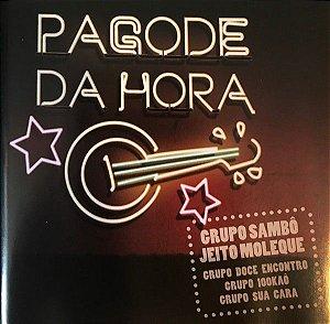 CD - Pagode da Hora (Vários Artistas)