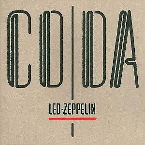 LP - Led Zeppelin – Coda (Novo - Lacrado) - IMP