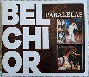 CD - Belchior – Paralelas (Novo / Lacrado) (BOX Duplo)