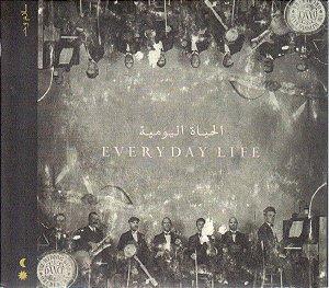 CD - Coldplay – Everyday Life (Novo - lacrado)
