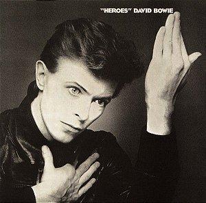 """CD - David Bowie – """"Heroes"""" (Novo - lacrado) -"""