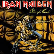 CD - Iron Maiden ‎– Piece Of Mind (Novo - lacrado)  - ( Remastered, Digipak)