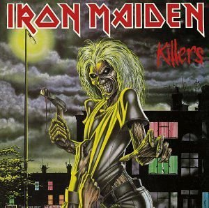 CD - Iron Maiden ‎– Killers (Novo - lacrado) - (Remastered, Digipak)