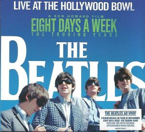 CD – The Beatles - Live At The Hollywood Bowl - Novo (LACRADO)