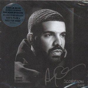CD – Drake – Scorpion - Novo (LACRADO) - DUPLO