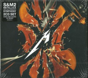 CD – Metallica And San Francisco Symphony – S&M2- Novo (LACRADO) DUPLO - DIGIPACK