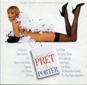 CD -  Pret-A-Porter - (Music From The Motion Picture) (Vários Artistas) (Europa)