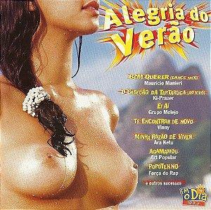 CD - Alegria do Verão (Vários Artistas)