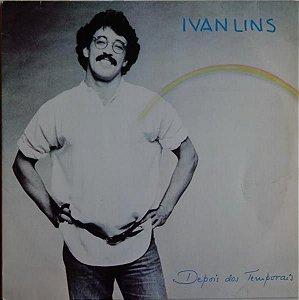LP - Ivan Lins – Depois Dos Temporais