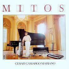 LP - Cesar Camargo Mariano – Mitos