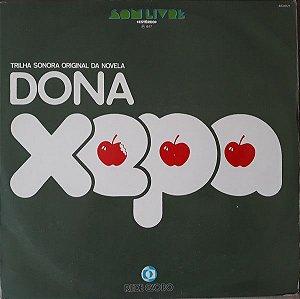 LP - Dona Xepa Nacional (Novela Globo) (Vários Artistas)